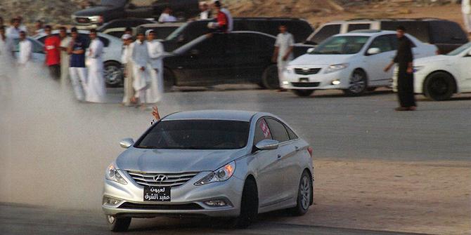 Book Review – Joyriding in Riyadh: Oil, Urbanism and Road Revolt