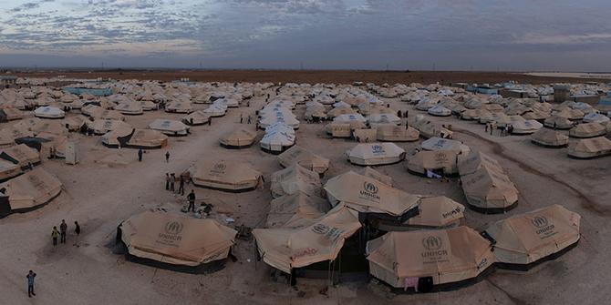 Za'atari Refugee Camp, Jordan, UNHCR Photo Unit