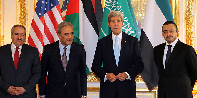Secretary_Kerry_Meets_With_Saudi_Foreign_Minister_Saud_al-Faisal,_UAE_Foreign_Minister_Abdullah_bin_Zayed,_and_Jordanian_Foreign_Minister_Judeh,_June_2014