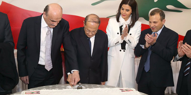 Lebanon – Electing a president will not solve our ills
