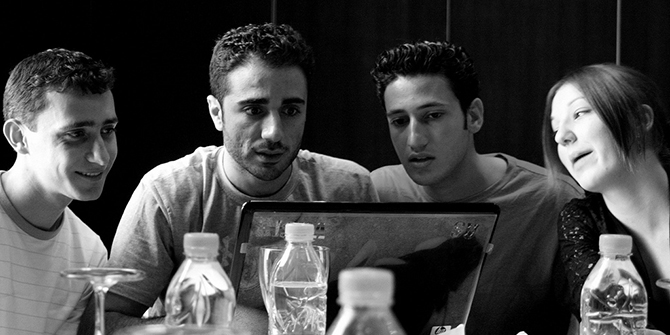 Five Years after the Uprising: Youth in Egypt are using the internet for escapism, not political participation