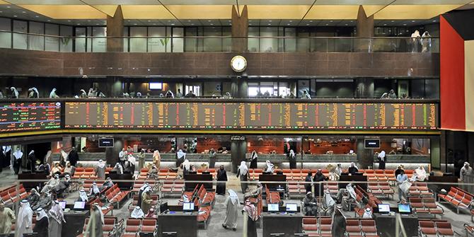 Kuwait Stock Exchange, © Divya Thakur, flickr.com.