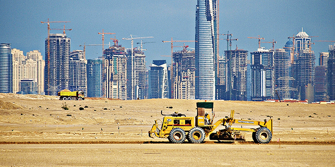 Globalisation and Human Trafficking: The GCC and the Rest