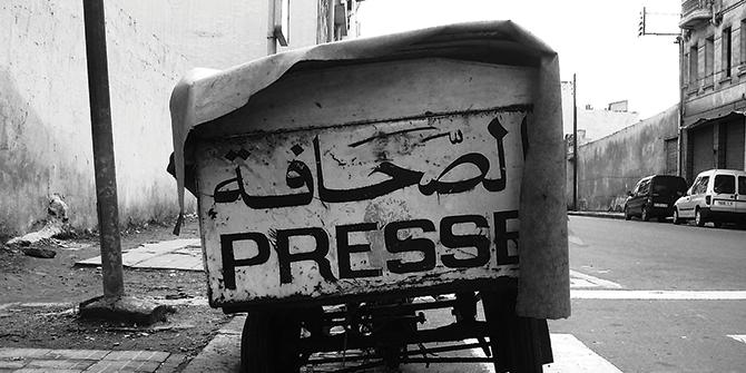 Moroccan National Media: A Reflection of Societal Divisions