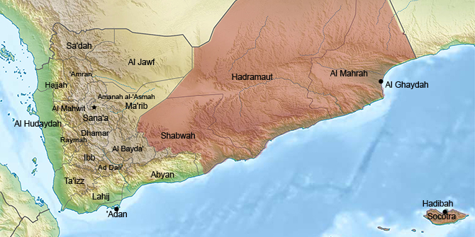 Beyond the North/South narrative: Conflict and federalism in Eastern Yemen
