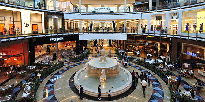 Mall of the Emirates, © John Karwoski