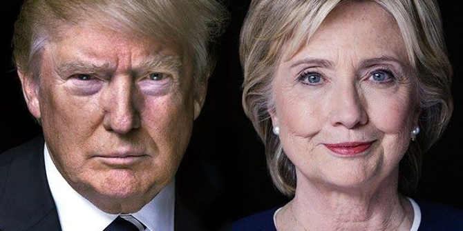 US presidential elections candidates Donal Trump and Hilary Clinton, © Rich Girard, flickr.com.