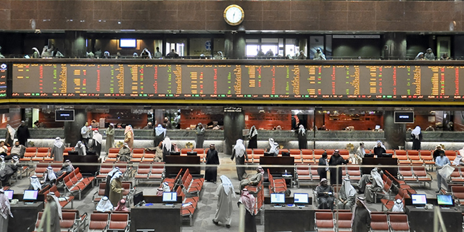 Kuwait stock exchange trading system