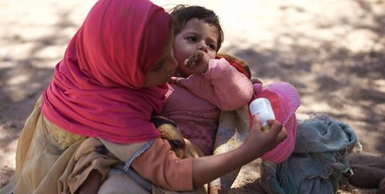 Healthcare under Siege in Taiz