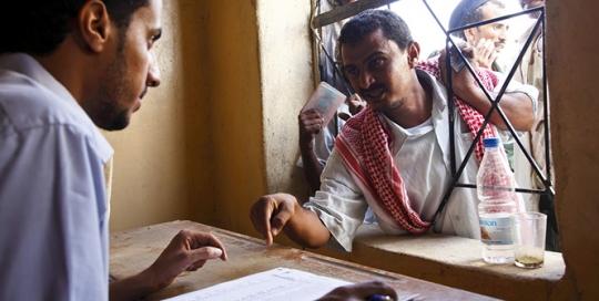 Community Responses to Conflict in Taiz