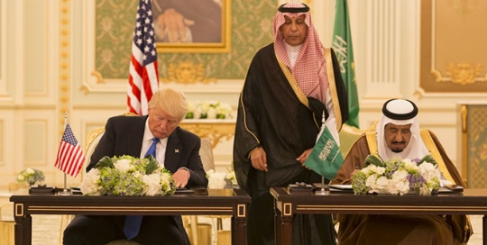 Trump's Withdrawal from Paris: Will the Gulf states follow suit?
