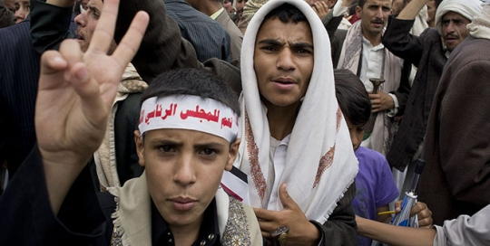 Taiz Youth: Between Conflict and Political Participation