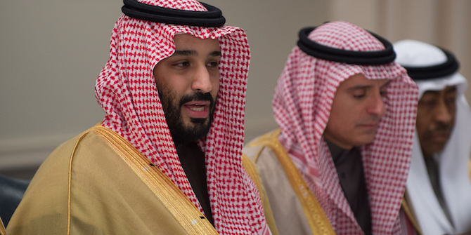 King Salman and His Son: Winning the US, Losing the Rest