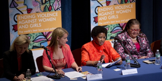 Women's Access to Justice for GBV in Universal and Regional Human Rights Law
