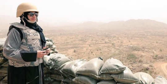 Saudi Women: Navigating War and Market