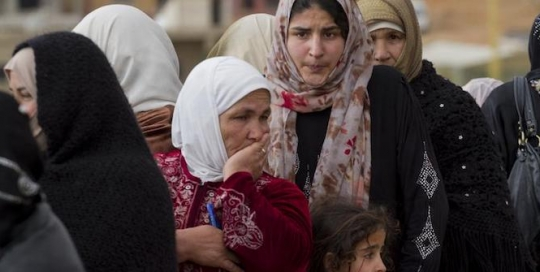 Sexual Violence against Women during Displacement
