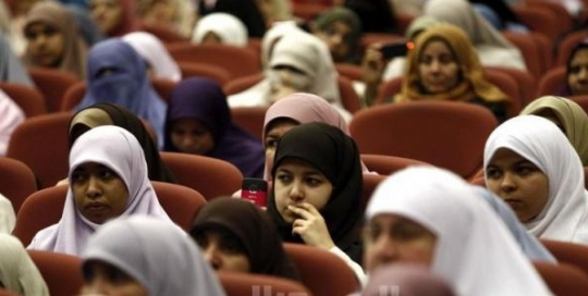 The Influence of Islamist Rhetoric on Women's Rights