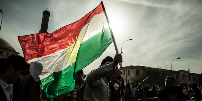 Assessing the post-referendum crisis between Erbil and Baghdad
