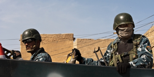 Security in Iraq: From Cooperation to Confrontation