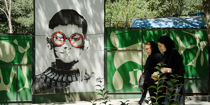 Contrary to popular belief, feminism in Iran remains unwavering