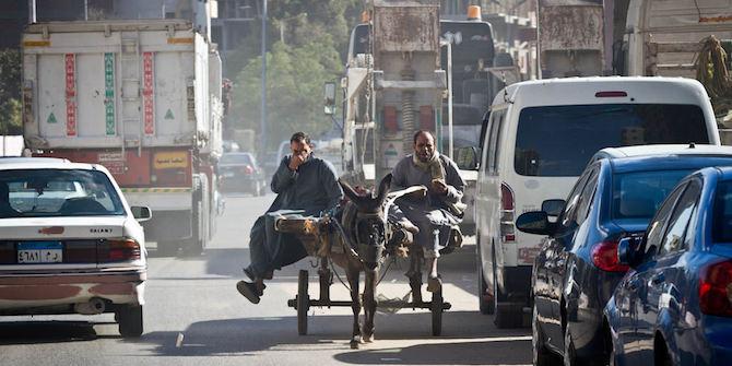 A Toxic Economy: The Egyptian Model