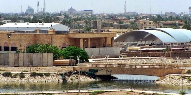 Iraq's Watershed Moment: Hydropolitics and Peacebuilding