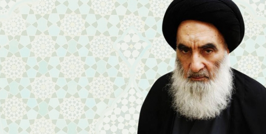 Sistani enters the fray: 'Reform or else'