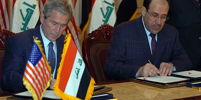 Tracing the Rise of Sectarianism in Iraq after 2003