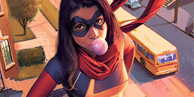Challenging Stereotypes: The Muslim Woman as Superhero