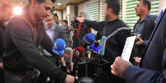 'Pockets of Media Civicness' in a Conflictual Political Landscape: A Case Study of Iraqi Media