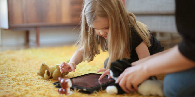Parenting for a digital future: Finnish imaginaries and realities
