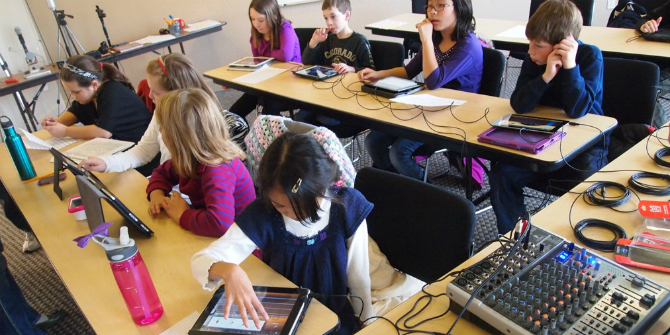 Is using technology for learning a good idea?