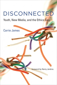 Carrie James_Book Cover