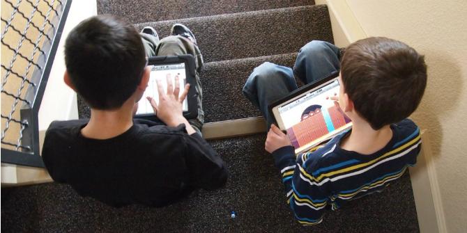 A digital future for children?