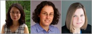 Headshot collage_Janag, Dworkin, Hessel