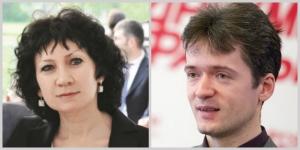 Headshot photo collage_Soldatova and Shlyapnikov