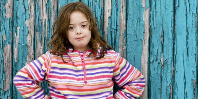 Be independent, go online! How German children and adolescents with Down's Syndrome use the internet