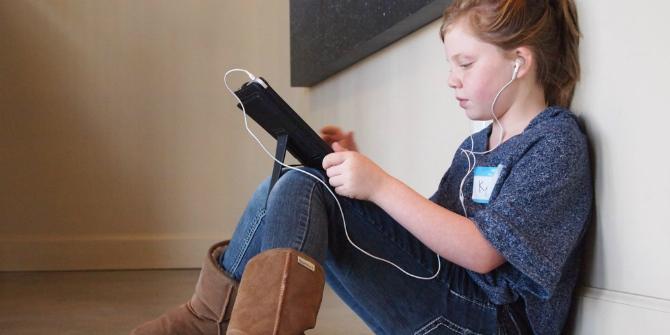 Digital parenting in Ireland