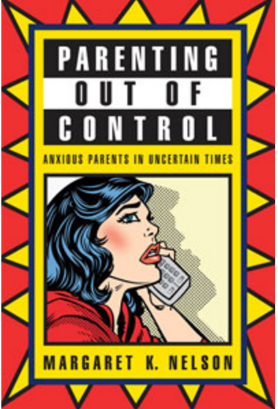Book cover_Parenting out of control