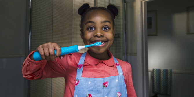 When is a toothbrush not just a toothbrush?