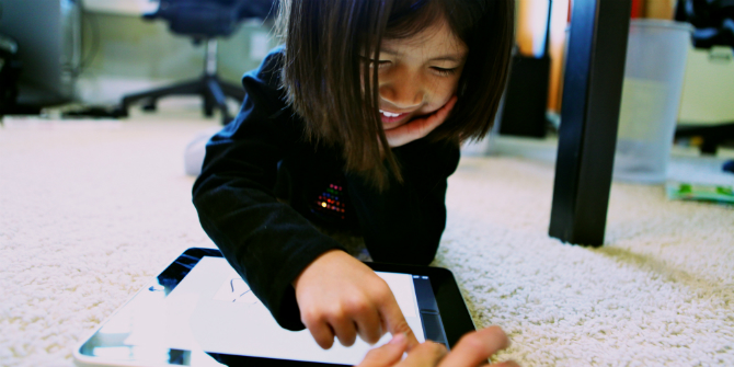 Supporting and developing parents' strategies for children's use of digital media at home
