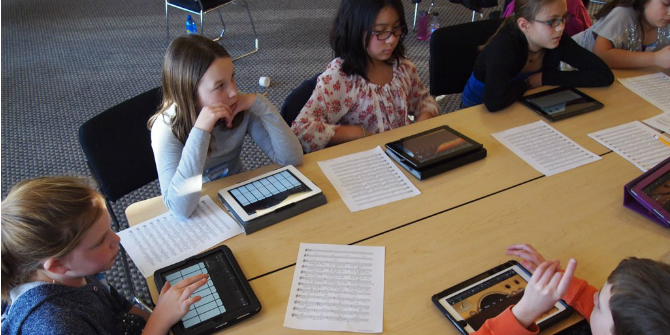 Creating the future of digital learning in the US