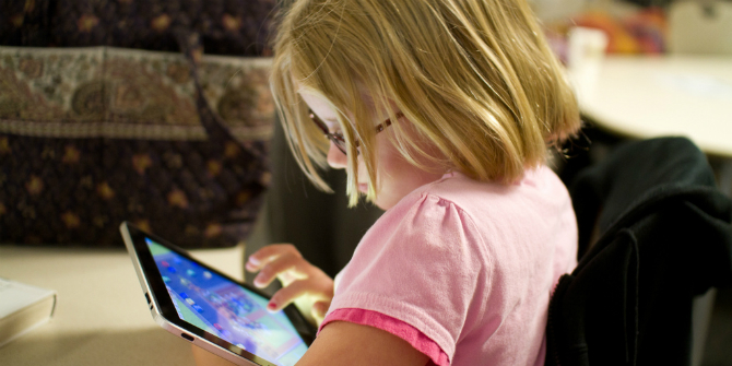 How dropping screen time rules can fuel extraordinary learning