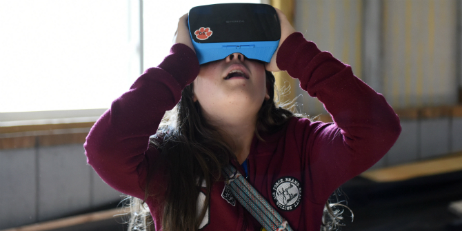 Children and virtual reality: Where do we stand?