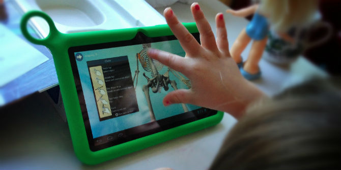 Toddlers and touchscreens: A parent's guide