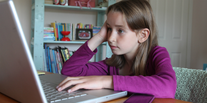 Does excessive social media use actually harm the self-esteem of young people?