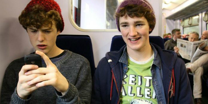What's the 'new normal' for parents and teens online? Common Sense Media launches UK research