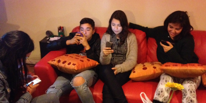 For better or worse: how does social media affect young adults' well-being?
