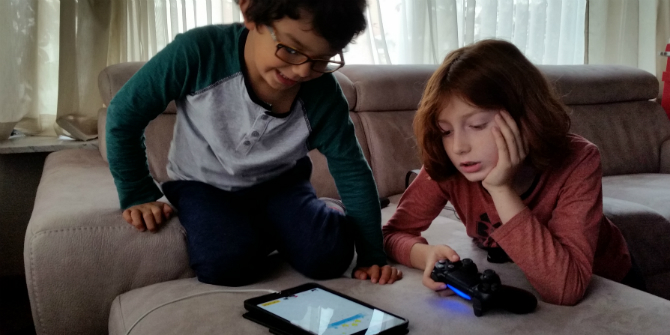 Beyond the Silicon Valley: IT professionals worry about their children's digital future