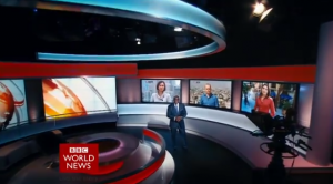 The world's newsroom - but does the BBC do too much?